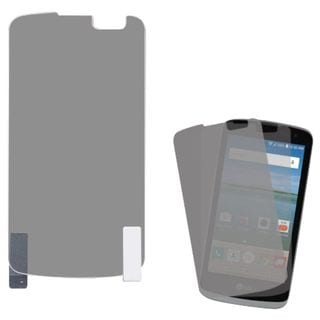 Insten Clear Screen Protector for LG Optimus Zone 3 (Set of 2)