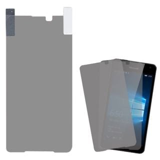 Insten Clear Screen Protector for Microsoft Lumia 650 (Set of 2)