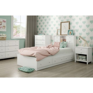 South Shore Little Smileys Laminate 3-drawer Twin Bed