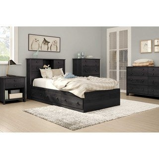 South Shore Little Smileys Laminate 1-Drawer Nightstand
