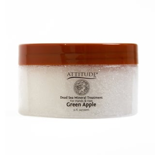 Attitude Line Green Apple 11-ounce Mineral Hands and Feet Treatment