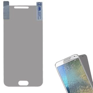 Insten Clear/ Clear Tempered Glass/ Matte Anti-Glare Screen Protector for Samsung Galaxy E5