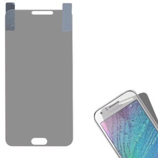 Insten Clear/ Clear Tempered Glass/ Matte Anti-Glare Screen Protector for Samsung Galaxy J7 (2016)