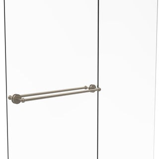 Allied Brass Prestige Skyline Collection 30-inch Back-to-back Shower Door Towel Bar