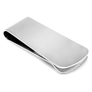 Stainless Steel Classic Money Clip
