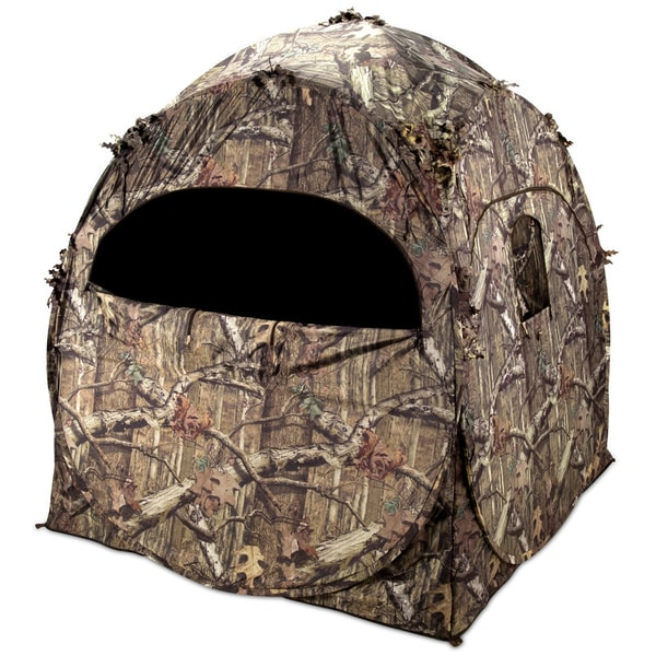 Doghouse Blind, Mossy Oak
