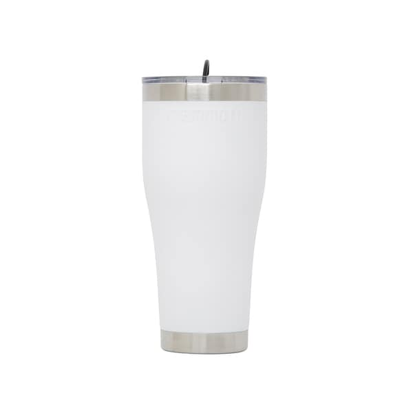 30oz Rover Drinking Cup White
