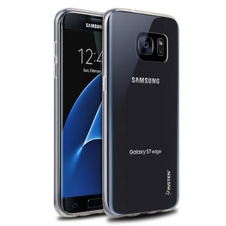 Insten Clear TPU Ultra Thin Gel Anti-scratch Rubber Skin Case for Samsung Galaxy S7 Edge
