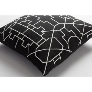Decorative 18-inch Birch Throw Pillow Shell
