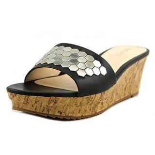 Nine West Women's Casandre Leather Sandals