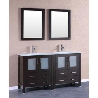 60-inch Bosconi AB230EWGU Double Vanity