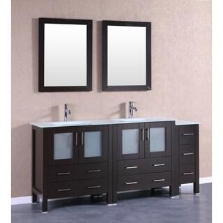 Size Double Vanities Wall Mirror Bathroom Vanities Vanity