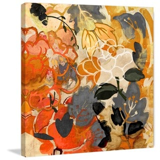 Marmont Hill - Meadow Larks Print on Canvas