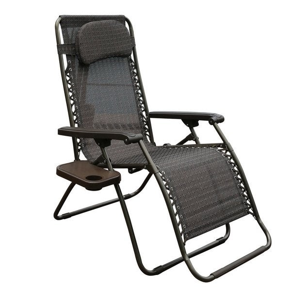 Shop Abba Patio Oversized Zero Gravity Recliner Patio