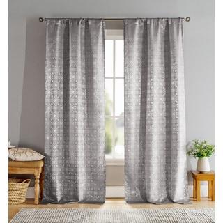 Duck River Bilson Pole-top Curtain Panel Pair