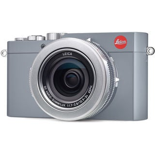 Leica D-LUX (Typ 109) Digital Camera (Solid Gray)