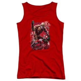 JLA/Finished Juniors Tank Top in Red