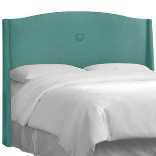 angelo:HOME Laguna Linen/Polyester Single-button Headboard