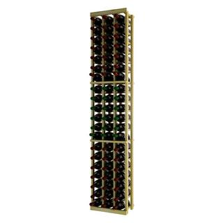 Traditional Series Wood 3-column Wine Rack