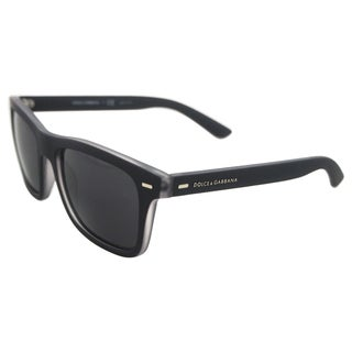 Dolce & Gabbana DG 6095 2896/87 - Top Crystal/Black Rubber