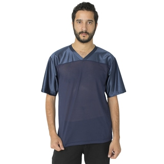 American Apparel Poly Mesh Football Jersey