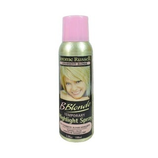 Jerome Russell B Blonde Strawberry Blonde 3.5-ounce Temporary Highlight Spray