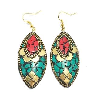 Tiara Global Festive Chic Earrings