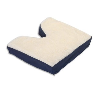 Hermell Coccyx Gel Wheelchair Cushion
