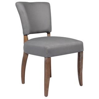 Ashley Dining Chair In Frost Grey