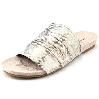 Chinese Laundry Women's Famous Faux Leather Sandals