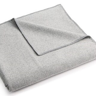 Pendleton Eco-Wise Grey Heather Queen Blanket