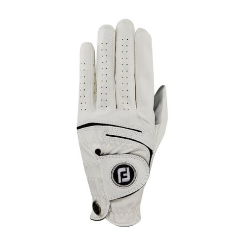 FootJoy Men's WeatherSof Leather Gloves (Set of 2)