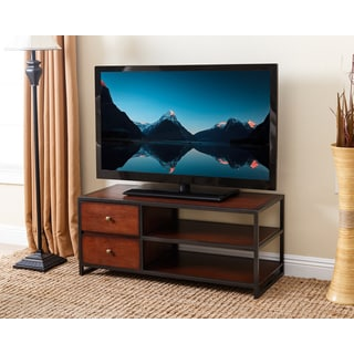ABBYSON LIVING Winston Wood 42-inch TV Stand