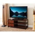 Abbyson Winston Wood 42-inch TV Stand