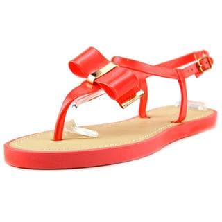 Qupid Women's Jammy 06 Pink Synthetic Sandals