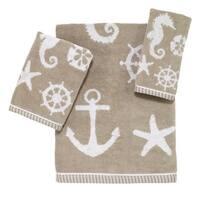 Sea And Sand 3 Piece Towel Set