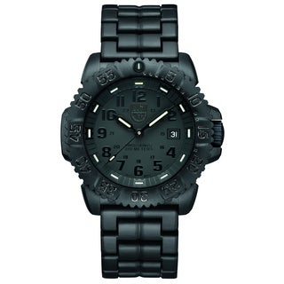 Men's 3052.BO Colormark Series Analog Display Analog Quartz Black Watch