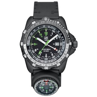 Luminox Men's 8832.MI Recon Analog Display Quartz Black Watch