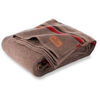 Link to Pendleton Yakima Camp Blanket Mineral Umber Twin Similar Items in Blankets & Throws