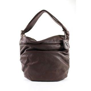 Furla Brown Leather Women's Shoulder Bag