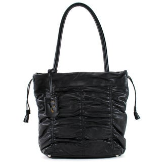 Furla Black Leather Women's Tote