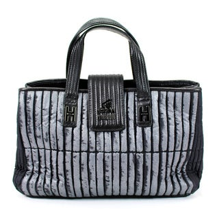 Hogan Black Man Made Women's Tote