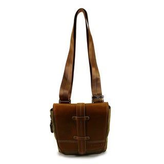 Piquadro Brown Man Made Women's Bag