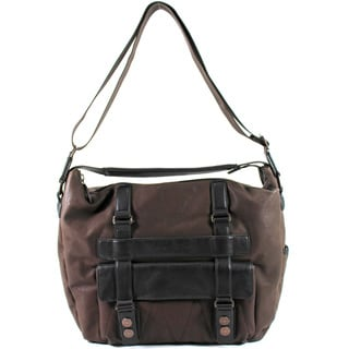 Piquadro Brown Leather Women's Bag