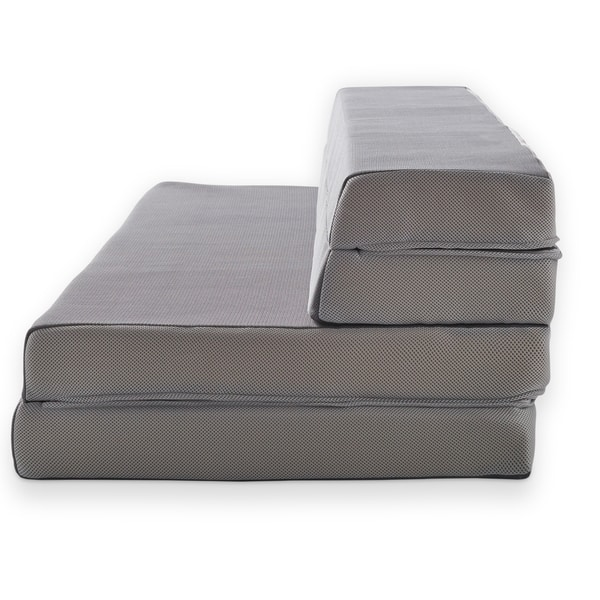 LUCID Inch Folding Mattress And Sofa Bed Free Shipping Today - Mattress for sofa bed