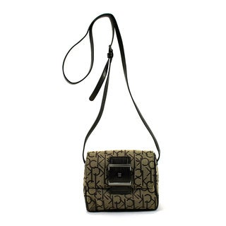 Calvin Klein Brown Textile Women's Bag