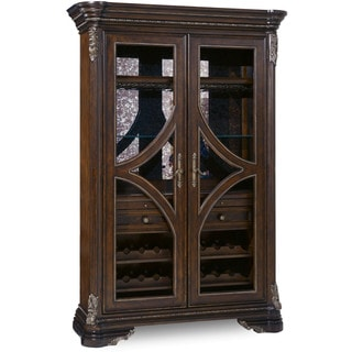 A.R.T. Furniture Gables Cherry Wine Cabinet
