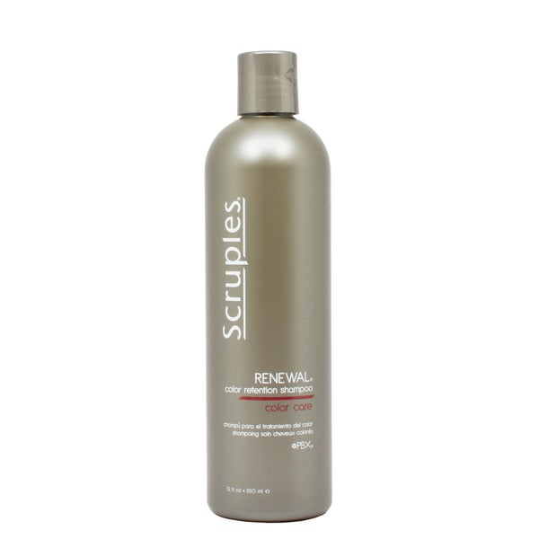 Scruples Renewal Color Retention 12-ounce Shampoo
