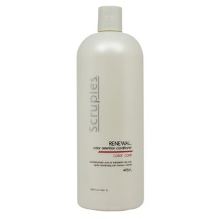 Scruples Renewal 33.8-ounce Color Retention Conditioner