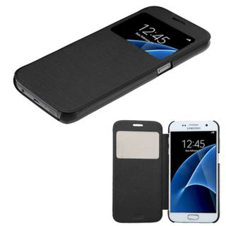 Insten Leather Case Cover For Samsung Galaxy S7